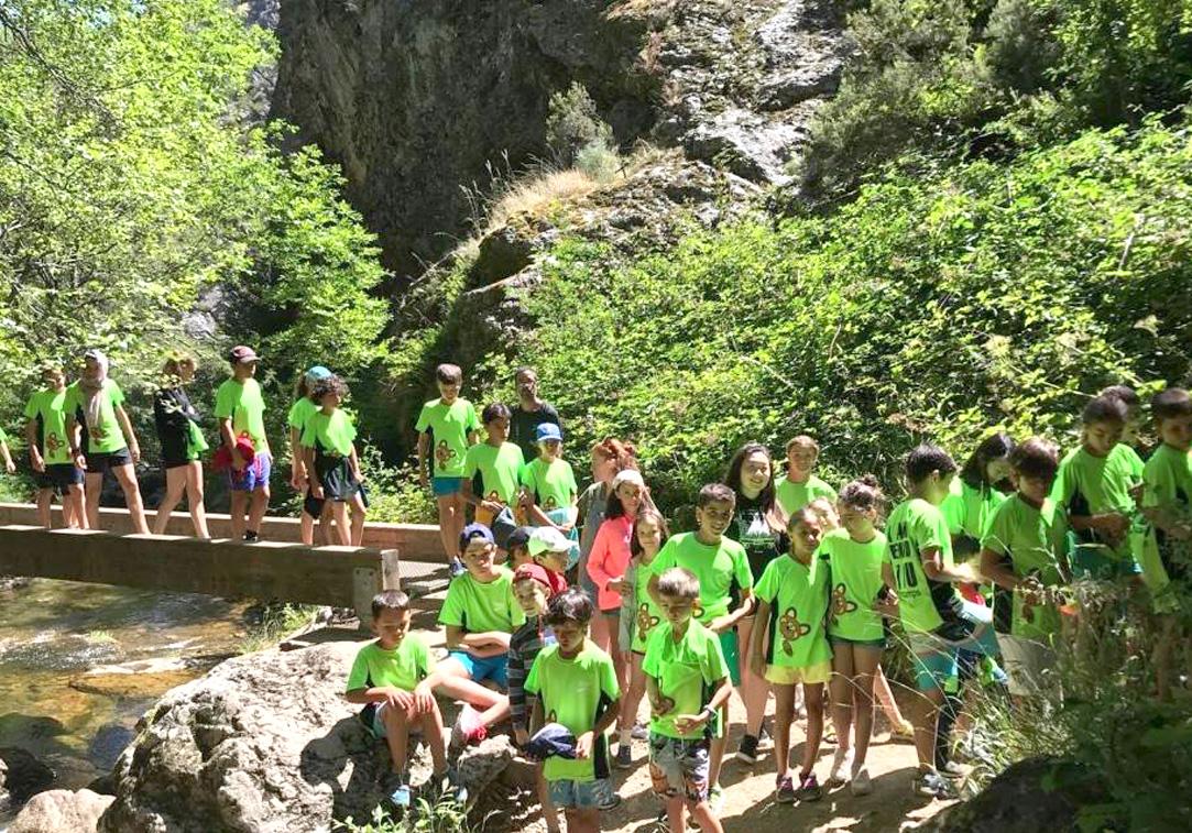 Campamentos leon-BraySchool 2