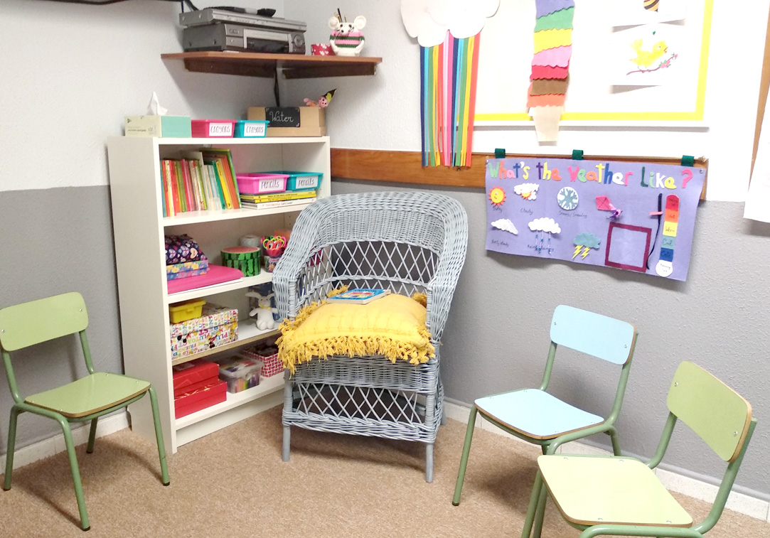 Kindergarden´s room-BraySchool